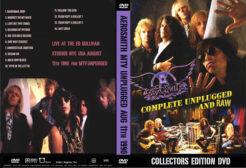 Aerosmith - MTV Unplugged - Complete Unaired Version -1990 DVD