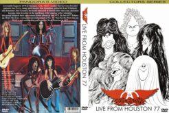 Aerosmith - The Summit Houston Texas 1977 DVD