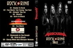 Airbourne - Live at Rock Am Ring 2017 DVD