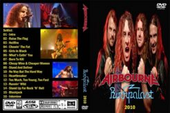 Airbourne - Live in Cologne 2010 DVD