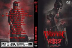 Bullet for My Valentine - Live Clisson France Hellfest 2016 DVD