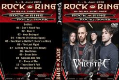 Bullet for My Valentine - Rock am Ring 2018 DVD