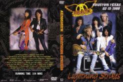 Aerosmith- The Summit Houston 1988 2xDVDs