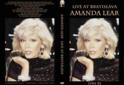 Amanda Lear - Live At Bratislava 1982 DVD