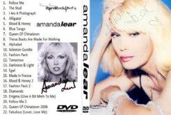 Amanda Lear - Video Collection 1975-2006 DVD