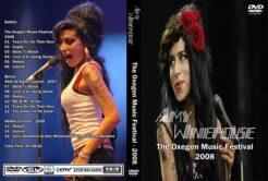 Amy Winehouse - The Oxegen Music Festival 2008 DVD