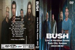 Bush - Live Park City Kansas 2019 DVD