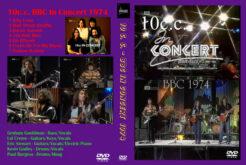 10CC - BBC in concert 1974 DVD