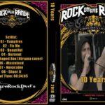 10 Years – Rock on the Range 2018 DVD