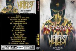 Autopsy - Live Hellfest France 2017 DVD