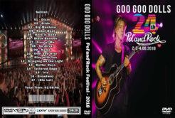 Goo Goo Dolls - Live at Pol'and'Rock 2018DVD