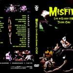 Misfits – Essen Zeche Carl 1997 DVD