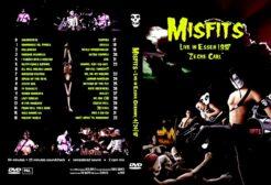 Misfits - Essen Zeche Carl 1997 DVD