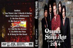 Queens of the Stone Age - Live Coachella 2014 DVD