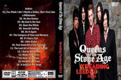 Queens of the Stone Age - Reading Festival 2014 DVD