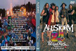Alestorm - Pol'and'Rock Festival 2018 DVD