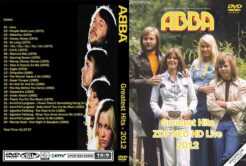 ABBA - Greatest Hits - Live 2012 DVD