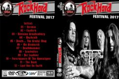 Asphyx - Rock Hard Festival 2017 DVD