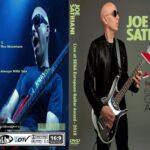 Joe Satriani -Live European Guitar Award 2018 DVD