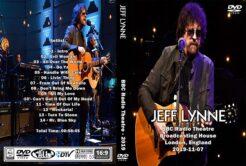 Jeff Lynne's - Live London England 2019 DVD