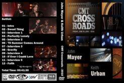 John Mayer & Keith Urban - CMT Crossroads 2010 DVD