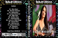 Kacey Musgraves - Lollapalooza 2019 DVD