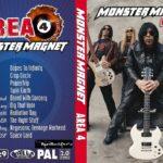 Monster Magnet – Ludinghausen AREA4 Festival dvd