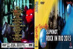 Slipknot - Live at Rock in Rio 2015 DVD