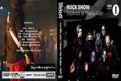Slipknot - Live Maida Vale Studios 2020 DVD