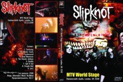 Slipknot - Live Hammersmith Apollo 2008 DVD