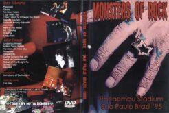 Alice Cooper & Ozzy Osbourne - Monsters of Rock Brazil 1995 DVD