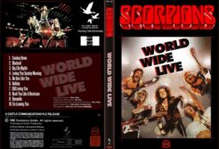 Scorpions - World Wide Live DVD