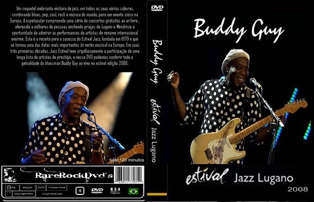 Buddy Guy – Live At Estival Jazz Lugano 2008 DVD