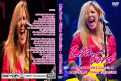 Lita Ford - Video Collection 1983-1992 DVD