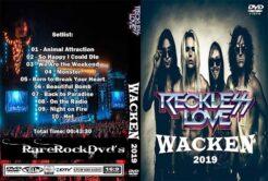 Reckless Love - Live Wacken 2019 DVD