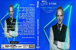 Sting - Live California 2020 DVD