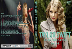 Taylor Swift - Special On TV 2016 - 2019 DVD I