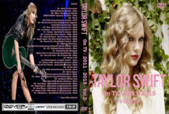 Taylor Swift - Special On TV 2016 - 2019 DVD II