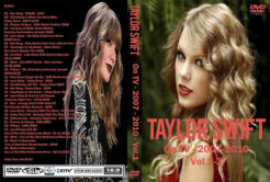 Taylor Swift - Special On TV 2016 - 2019 DVD III